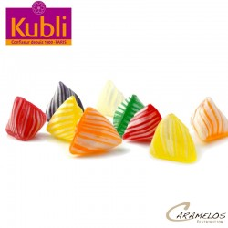 BERLINGOT FRUITS 2KG  KUBLI au tarif pro