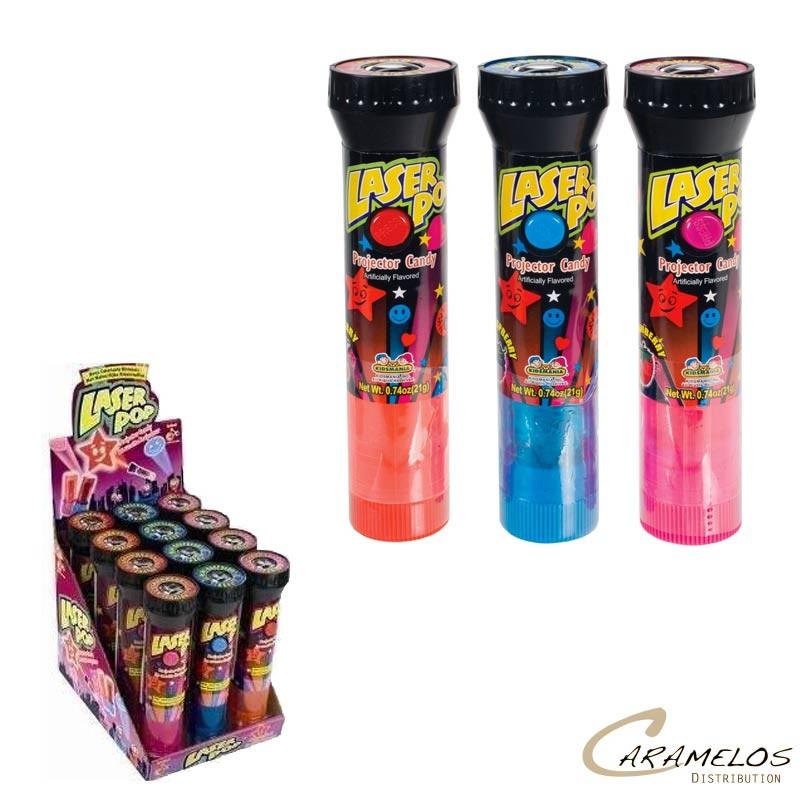 LASER POP x 12  BRABO au tarif pro