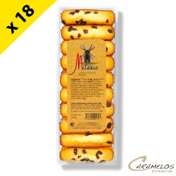 LONGUETTES RAISINS BQ 250G DOUCY