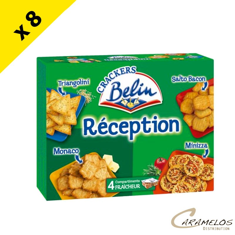 RECEPTION CRACKERS BELIN 380G