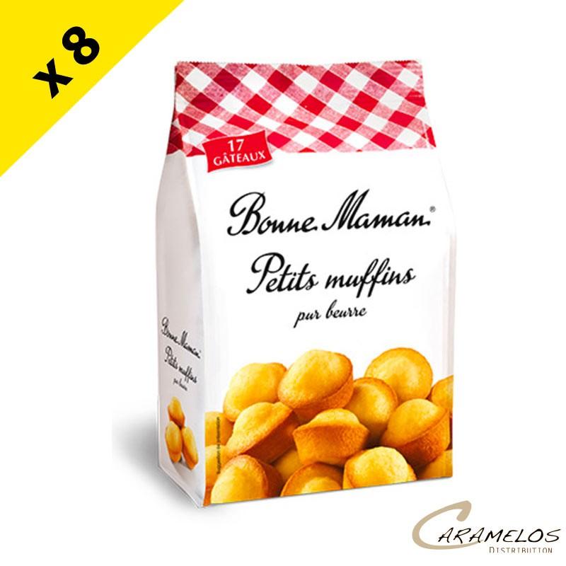 PETITS MUFFINS NATURE X16 Bonne Maman X8