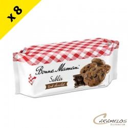 BONNE MAMAN sables chocolat 150g x8