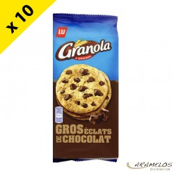 GRANOLA EXTRA COOKIE CHOCOLAT 184 G