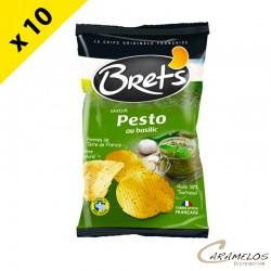 CHIPS BRET'S pesto  125 G