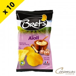 CHIPS BRET'S AIOLI 125 G