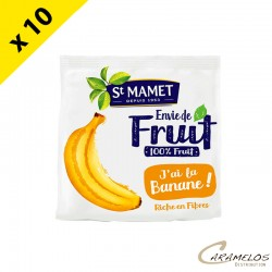 ENVIE DE FRUIT  BANANE  10X10 G