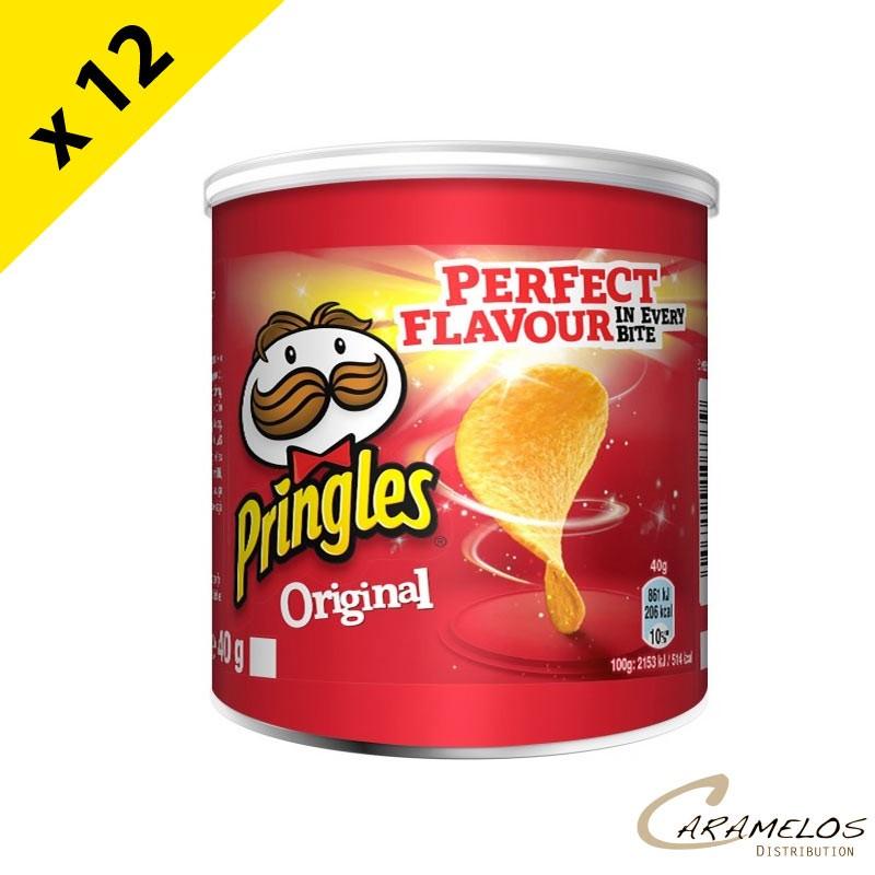 PRINGLES ORIGINAL  PM  40 Grs