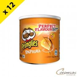 PRINGLES PAPRIKA  PM  40 Grs