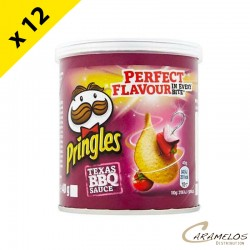 PRINGLES BARBECUE  PM  40 Grs