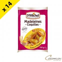 MADELEINE 250 GRS COQUILLE  ST MICHEL