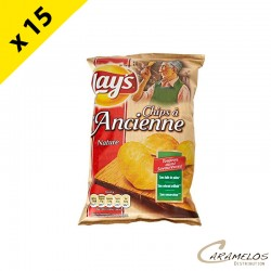 CHIPS LAYS ANCIENNE SEL  75 G