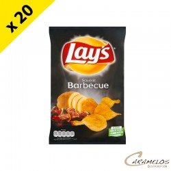 CHIPS LAYS BARBECUE 75 G