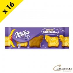 MILKA CHOCO MOOO 200G X16