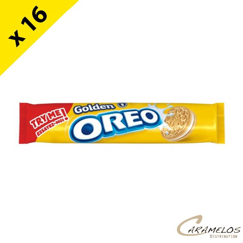 OREO GOLDEN CLASSIQUE 154G X16