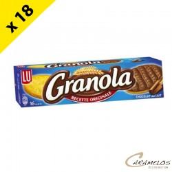 GRANOLA CHOCOLAT LAIT 200 G X18