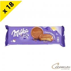 MILKA CHOCO SUPREME 180GR X18