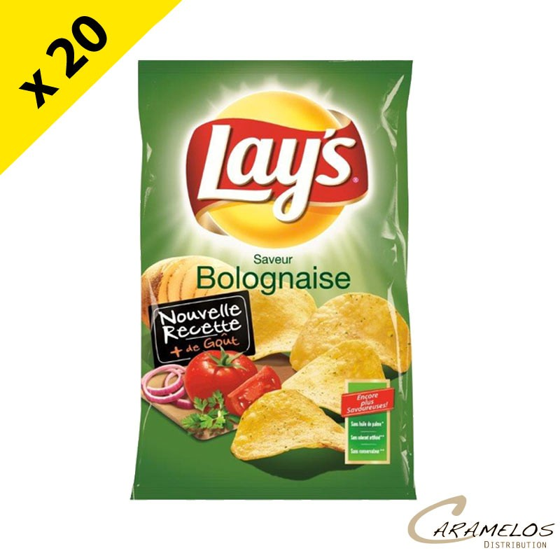 CHIPS LAYS BOLOGNESE 145G