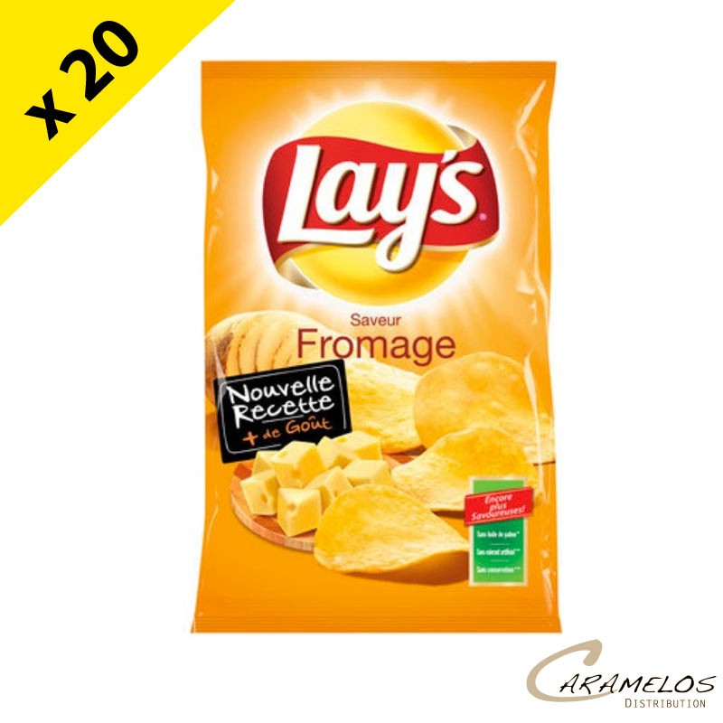 CHIPS LAYS FROMAGE  145G