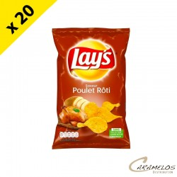 CHIPS LAYS POULET  45 grs