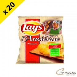 CHIPS LAYS ANCIENNE   45 grs