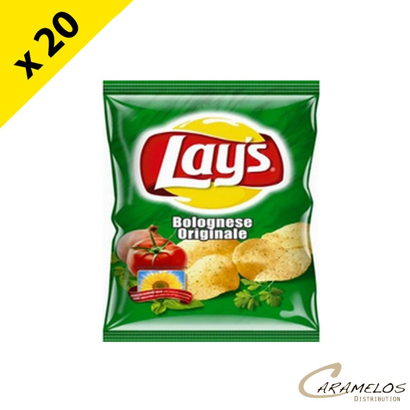 CHIPS LAYS BOLOGNESE 45 grs