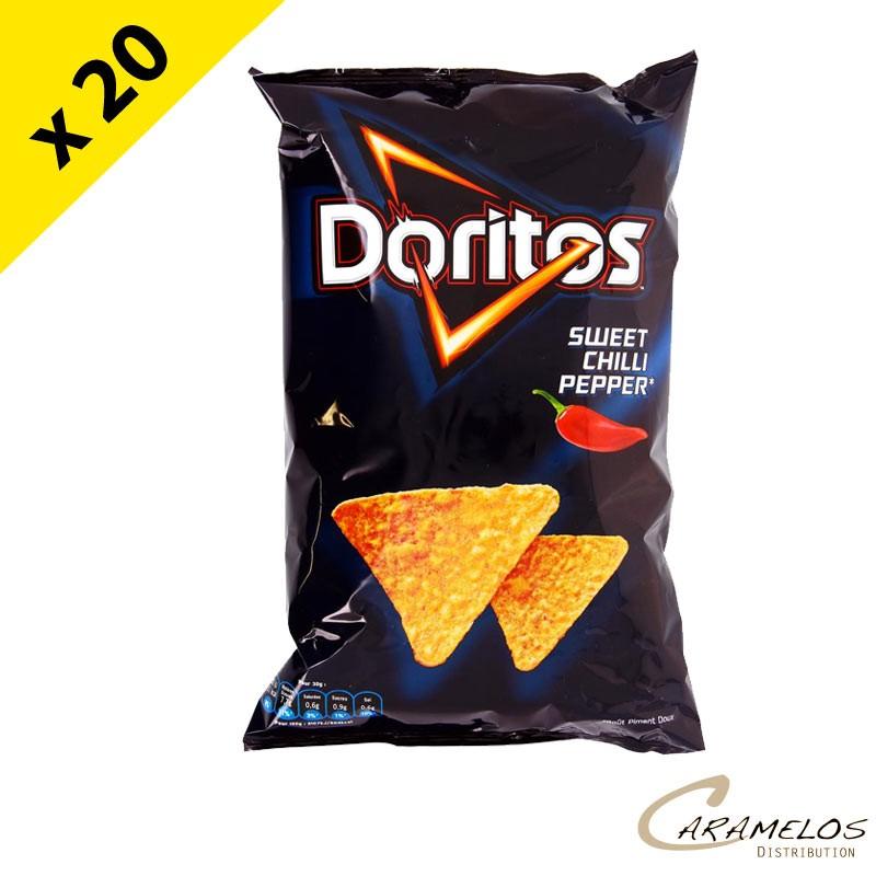 DORITOS TORTILLA CHILI PEPPER 44GR X20