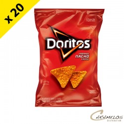 DORITOS TORTILLA  NACHO CHEESE 44GR X20