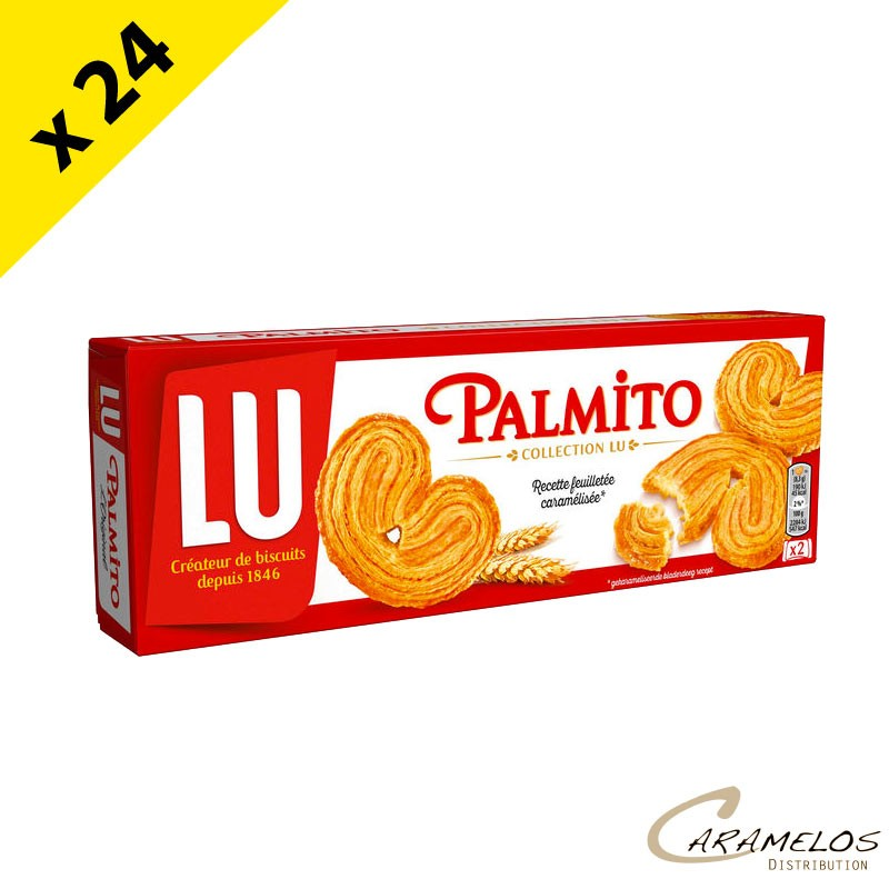 PALMITO 100 G x 24