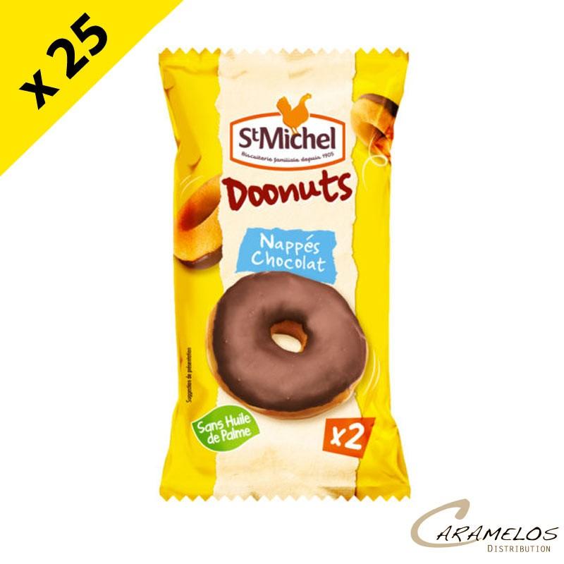 DOONUTS POCKET CHOCOLAT X2 60G