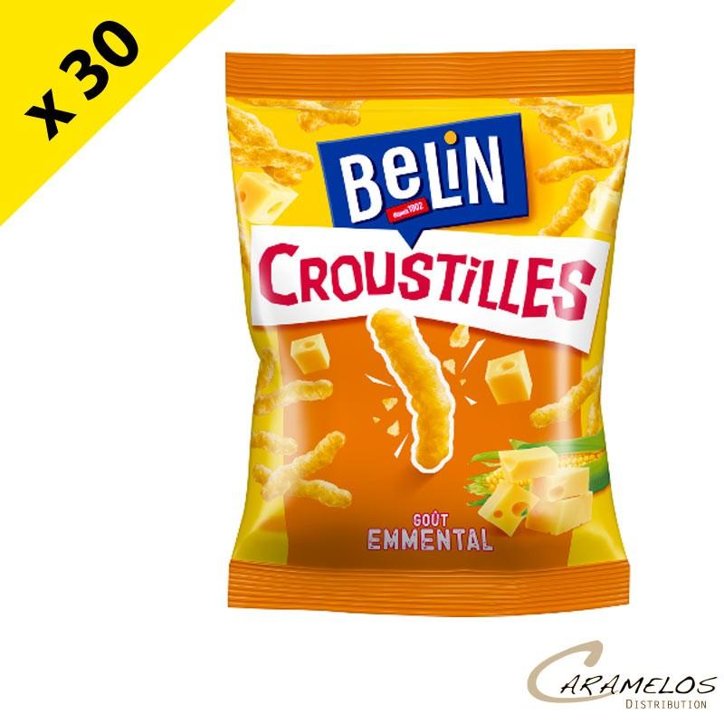 POCKET BELIN CROUSTILLES FROMAGE 30X35G