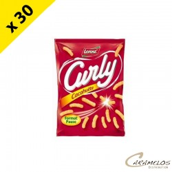 CURLY CACHUETES 30 X 60G