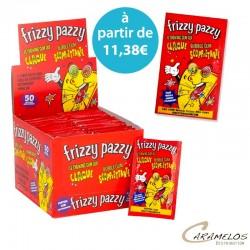 FRIZZY PAZZY fraise  X50  BRABO au tarif pro