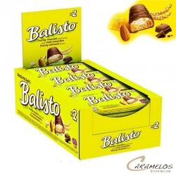 Confiserie BALISTO LAIT/MIEL/AMANDES 20x(2x 18