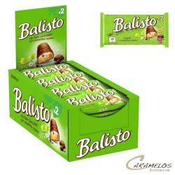 Confiserie BALISTO RAISINS ET NOISETTES 20x(2x 18