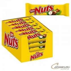Confiserie NUTS NOISETTES 42G x 24 au tarif grossiste