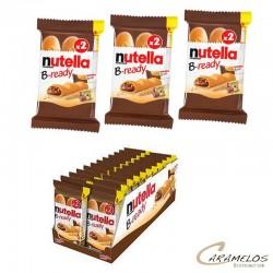 Confiserie NUTELLA B-READY T2 44 G au tarif grossiste