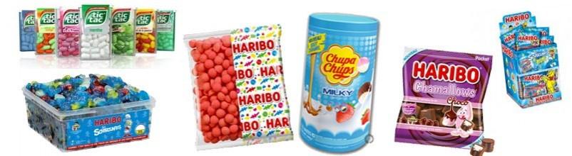 Accueil site de bonbon grossiste en ligne, achat confiserie a tarif pro