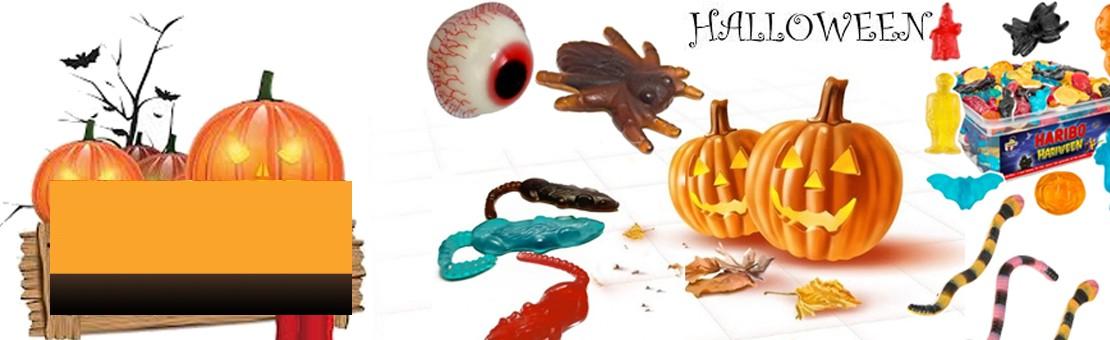Bonbon halloween